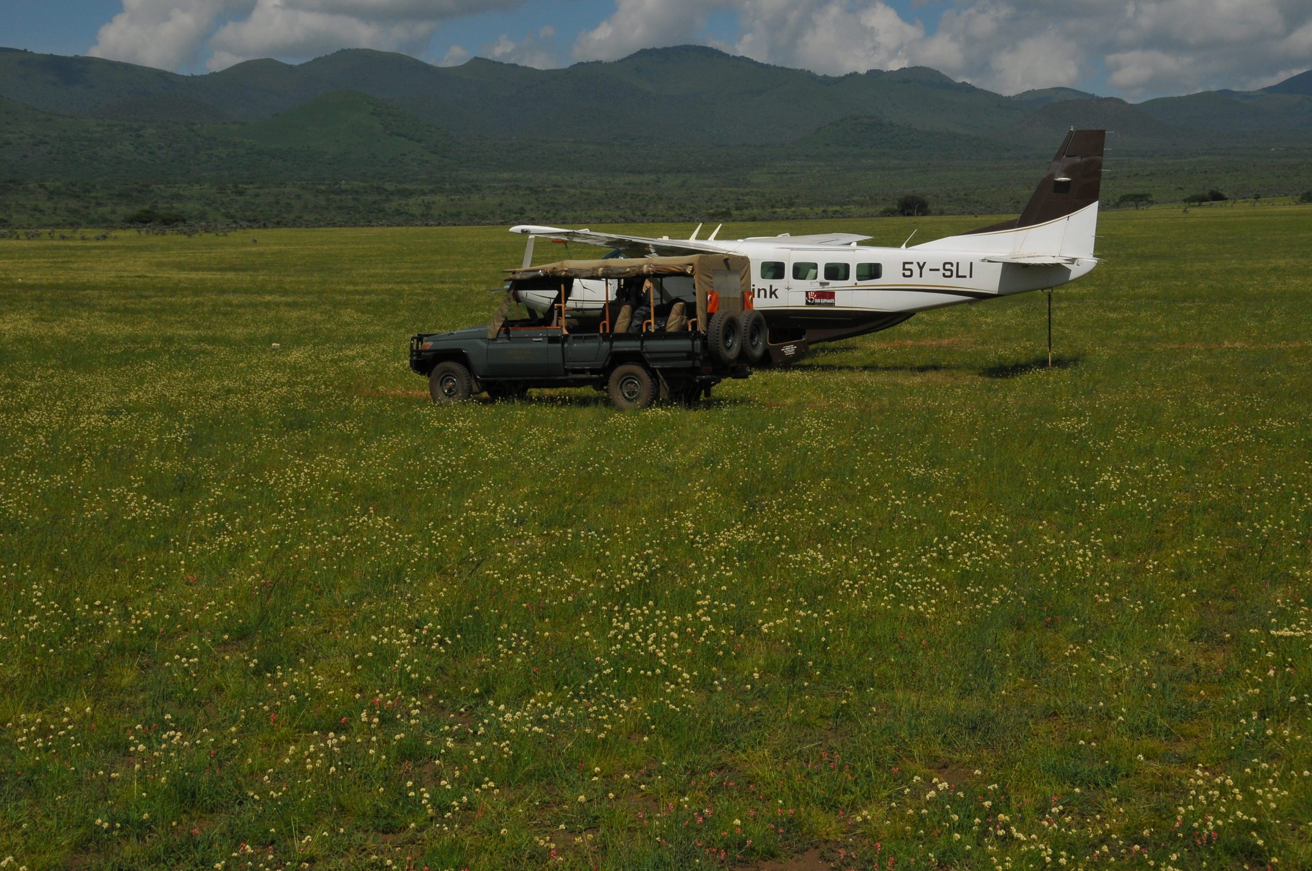 Your Guide to a Fly-In Safari