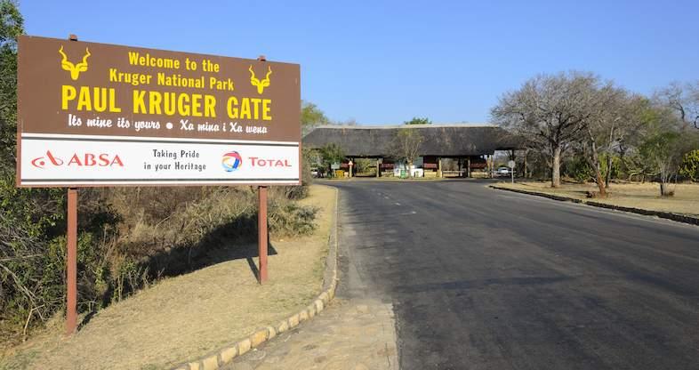 Visit the Kruger National Park